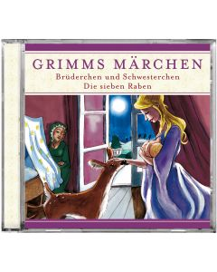 Grimms Märchen: Brüderchen und Schwesterchen / Die sieben Raben