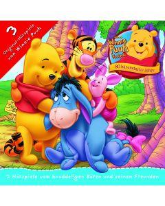 Winnie Puuh: 3er MP3-Box Winnie Puuh (Folge 1 – 3)