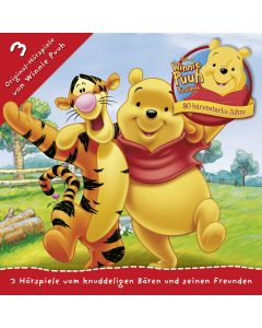 Winnie Puuh: 3er MP3-Box Winnie Puuh (Folge 4 – 6)