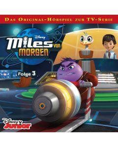 Miles von Morgen: Geheimnisvoller Sommerurlaub / .. (Folge 3)
