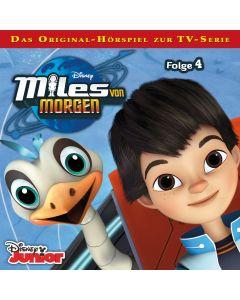 Miles von Morgen: Ein Planet für Haruna / .. (Folge 4)