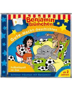 Benjamin Blümchen: Fußballspaß im Zoo (Folge 9)