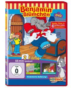 Benjamin Blümchen: als Gärtner / Die Gespensterkinder