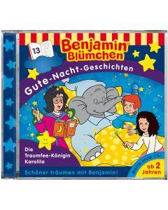Benjamin Blümchen: Die Traumfee-Königin Karolila (Folge 13)