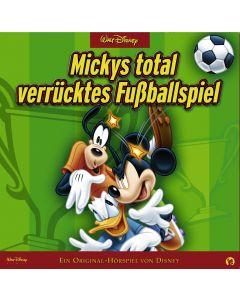 Disney: Mickys total verrücktes Fußballspiel
