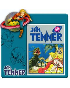Jan Tenner: Die Zeitfalle (Folge 14)