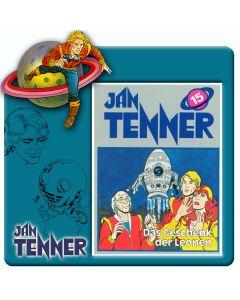 Jan Tenner: Geschenk der Leonen (Folge 15)