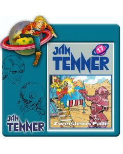 Jan Tenner: Zweisteins Falle (Folge 17)