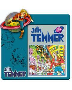 Jan Tenner: Das Totenschiff (Folge 20)
