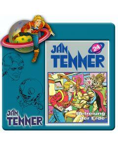 Jan Tenner: Befreiung der Erde (Folge 24)