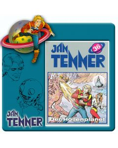 Jan Tenner: Der Höllenplanet (Folge 36)
