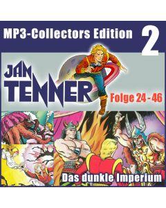 Jan Tenner Collectors Edition 2 (Folgen 24-46) MP3-Download