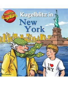 Kommissar Kugelblitz: in New York