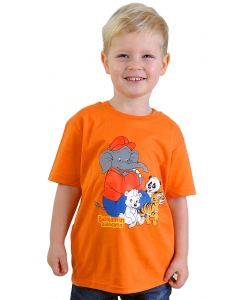 Benjamin Blümchen: T-Shirt (orange)