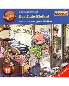 Kommissar Kugelblitz: Der Jade-Elefant (Folge 11)