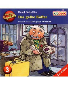 Kommissar Kugelblitz: Der gelbe Koffer (Folge 3)