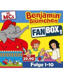 Benjamin Blümchen: 10er MC-Box 1 (Folge 1 - 10)