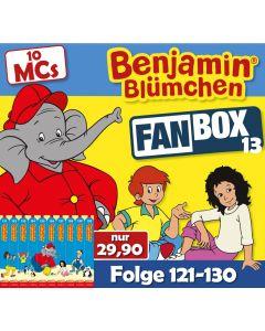Benjamin Blümchen: 10er MC-Box 13 (Folge 121 - 130)