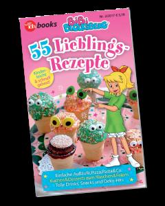 Bibi Blocksberg: 55 Lieblings-Rezepte