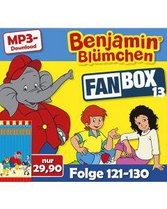 Benjamin Blümchen: 10er MP3-Box 13 (Folge 121 - 130)