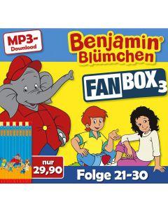 Benjamin Blümchen: 10er MP3-Box 3 (Folge 21 - 30)