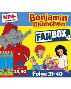 Benjamin Blümchen: 10er MP3-Box 4 (Folge 31 - 40)