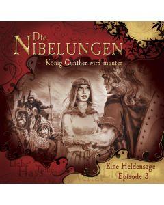 Die Nibelungen: König Gunther wird munter (Folge 3)