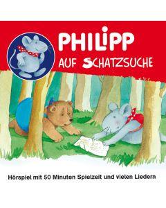 Philipp, die Maus: Philipp auf Schatzsuche (Folge 1)