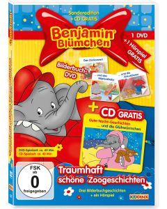 Benjamin Blümchen: Traumhafte Zoogeschichten