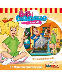 Bibi Blocksberg: erzählt Rathausgeschichten (Folge 4.1)