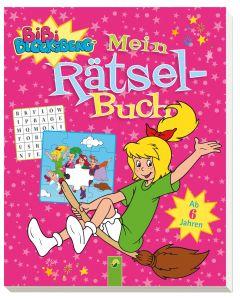 Bibi Blocksberg: Mein Rätselbuch