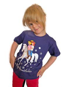 Bibi & Tina: Shirt (blau)