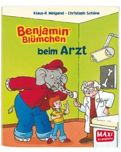 Benjamin Blümchen: beim Arzt