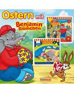 Benjamin Blümchen: 2er MP3-Box Ostern
