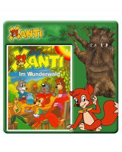 Xanti: Im Wunderwald (Folge 1)