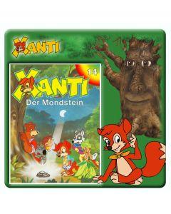 Xanti Der Mondstein Folge 14