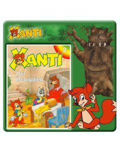 Xanti: Der Honigdieb (Folge 2)
