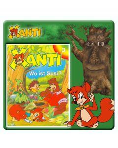 Xanti: Wo ist Susi? (Folge 3)