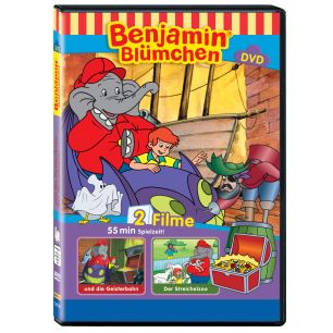 Benjamin Blümchen und die Geisterbahn / Der Streichelzoo