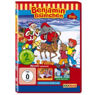 Benjamin Blümchen und der Weihnachtsmann / und die Eisprinzessin