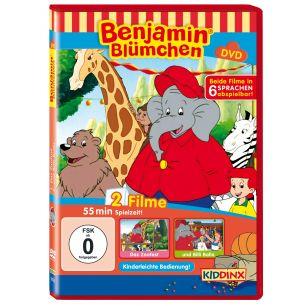 Benjamin Blümchen: Das Zoofest / und Billi Ballo