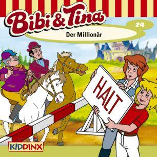 Bibi und Tina Der Millionär (Folge 24)