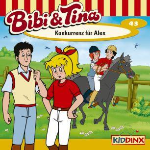 Bibi und Tina Konkurrenz für Alex (Folge 43)
