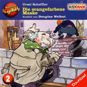 Kommissar Kugelblitz: Die orangefarbene Maske (Folge 2)