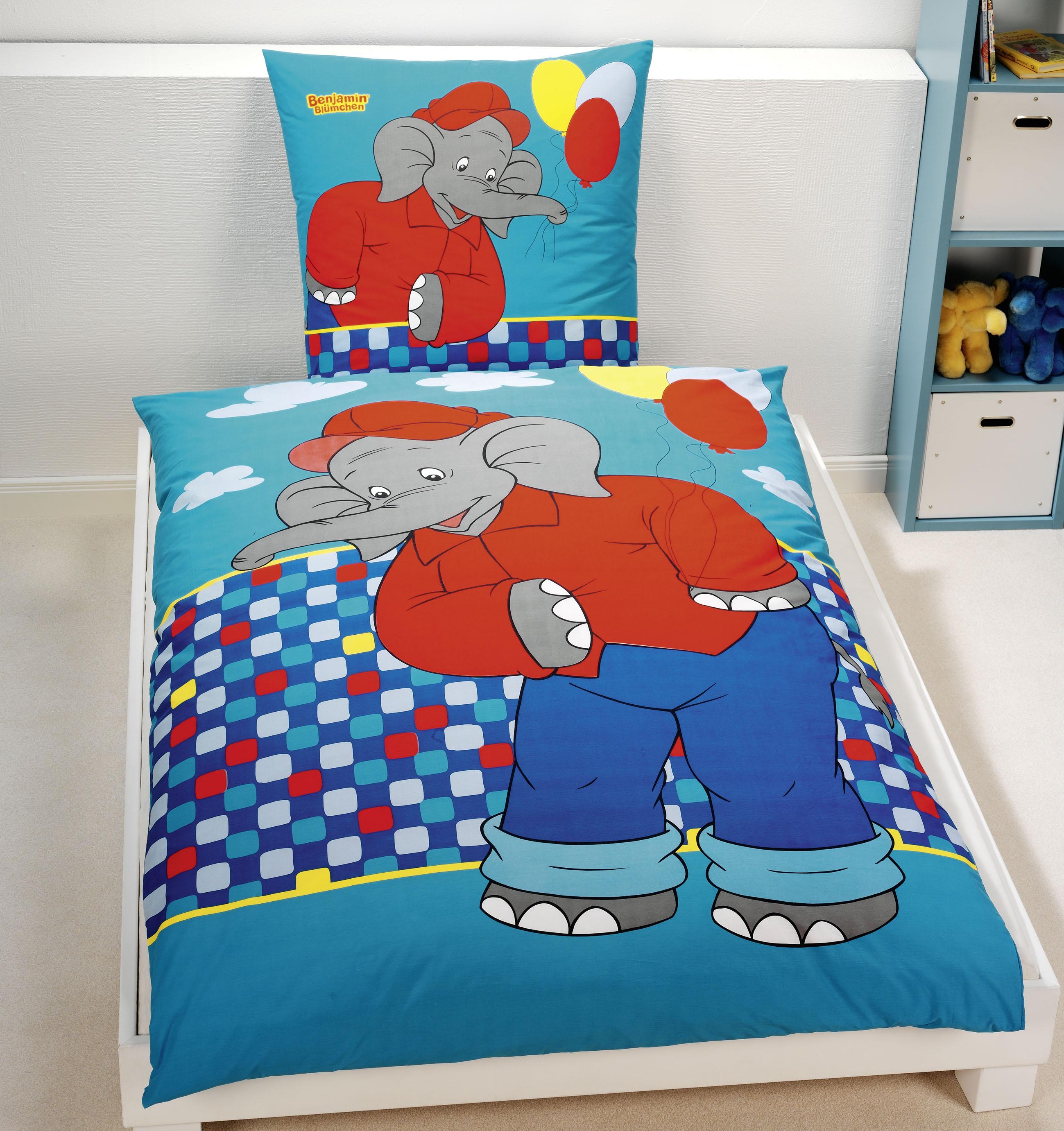 benjamin bl mchen wende bettw sche 135 x 200cm f r 29 99 familienliebe. Black Bedroom Furniture Sets. Home Design Ideas