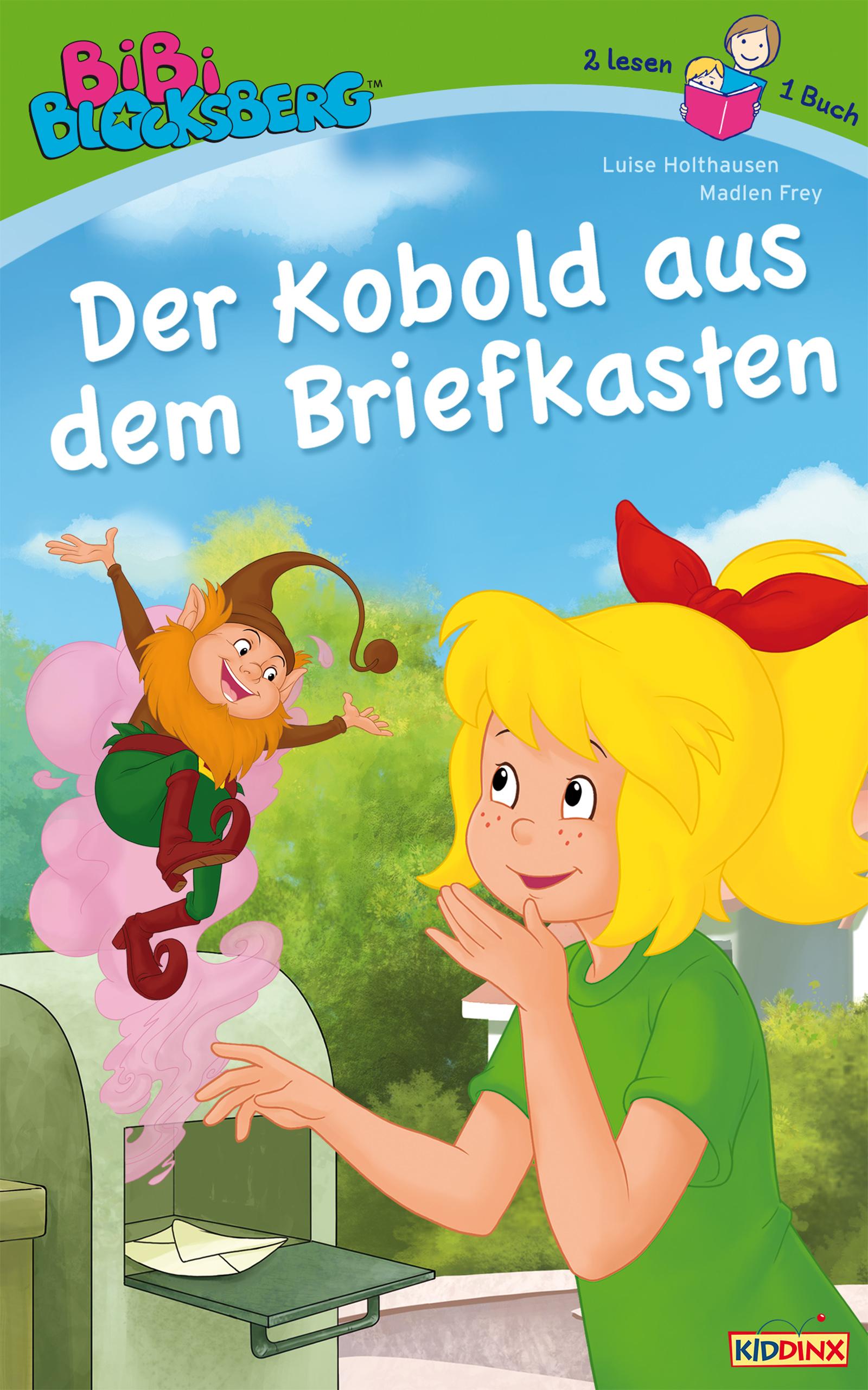 Bibi Blocksberg: Der Kobold aus dem Briefkasten (eBook/Kindle)