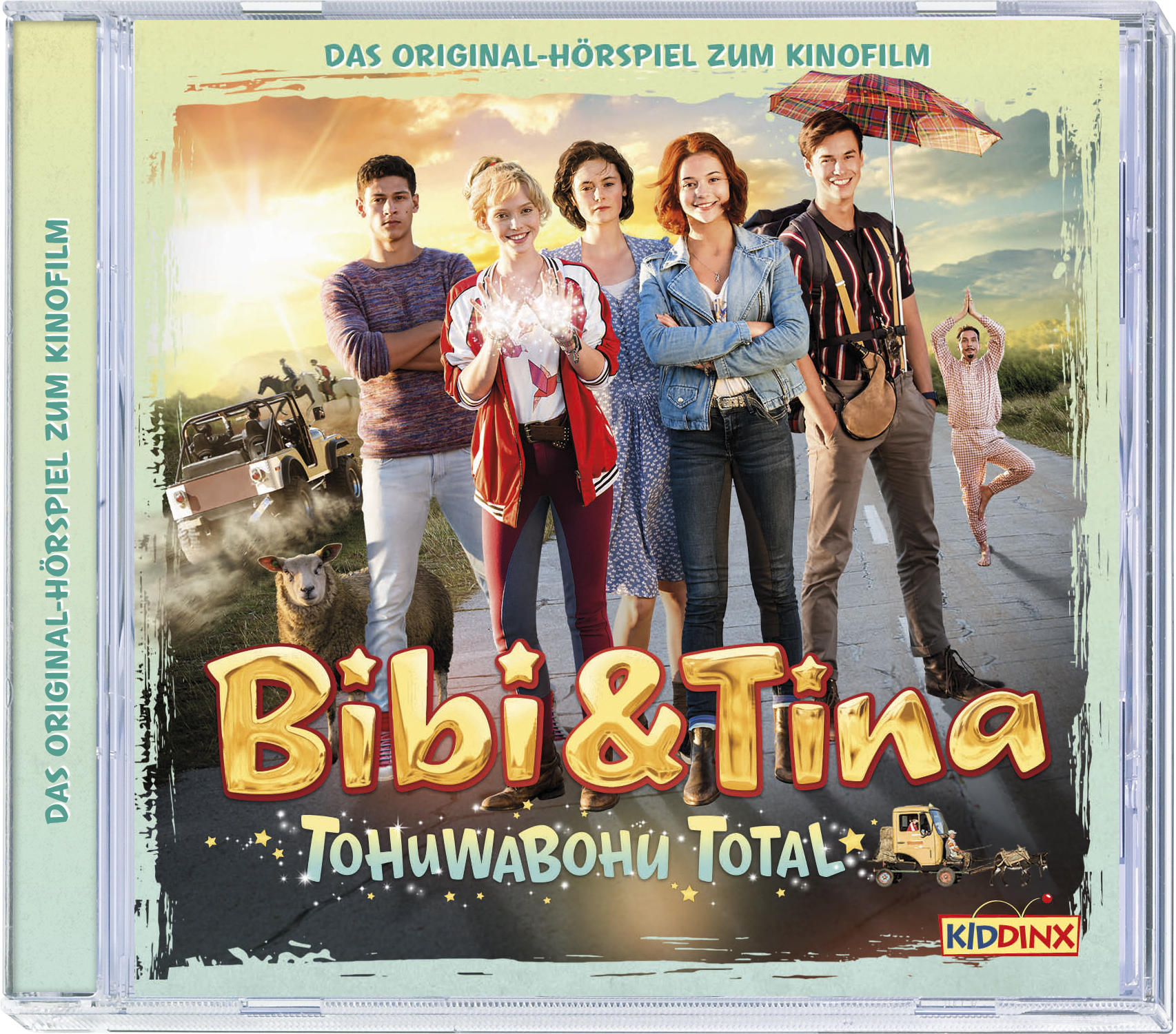 Bibi & Tina: Tohuwabohu Total - Kinofilm 4 Hörs...