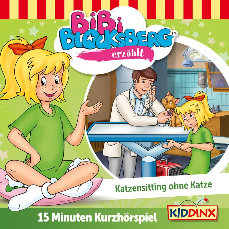 Bibi Blocksberg: erzählt Tiergeschichten (Folge...
