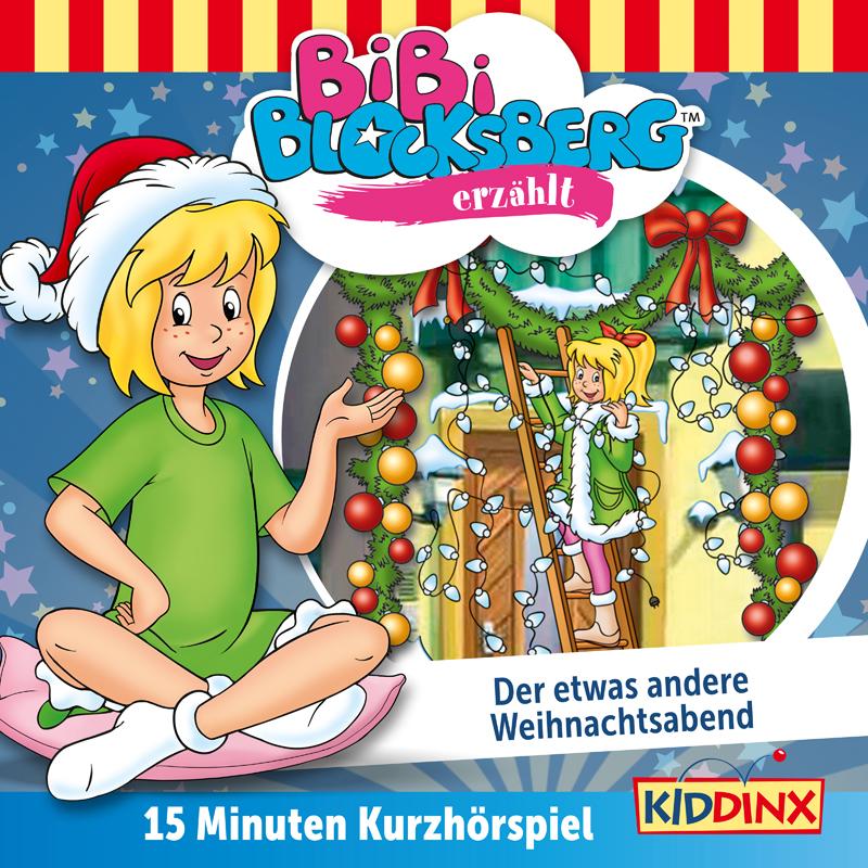 Bibi Blocksberg: Der etwas andere Weihnachtsabend (Kurzhörspiel)