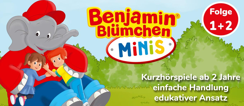 Benjamin Minis